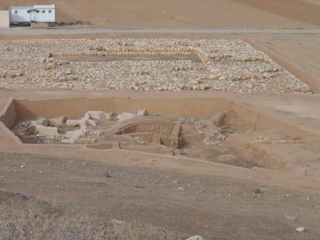 Sanctuaire déesse Ishtar