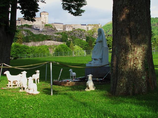 Sanctuaires N.D. de Lourdes