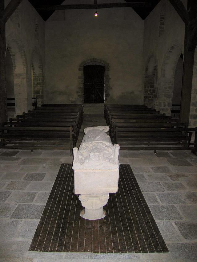 Sarcophage gallo-romain de St.Lunaire (2)