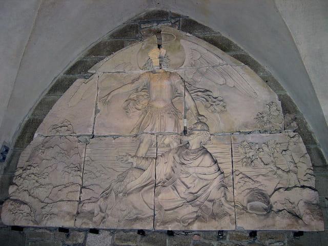 Sculpture dans le marbre