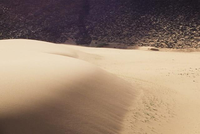 Sculpture de dune