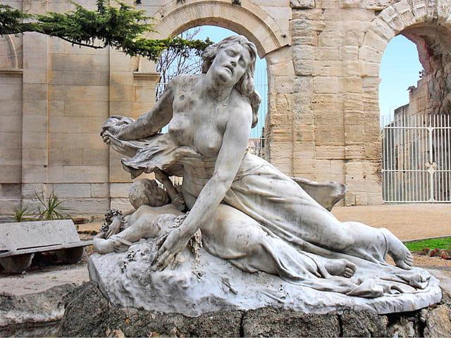 Sculpture de marbre (2)