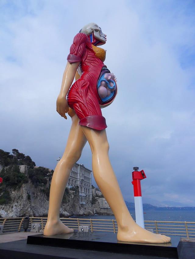 Sculptures de Damien Hirst (4)