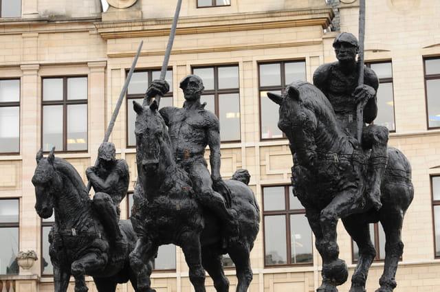 Sculptures de Javier Marin (2)
