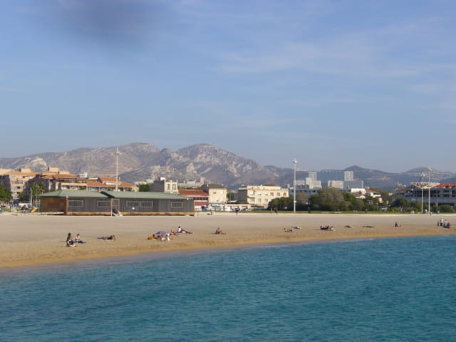 Sea, sun and the city !