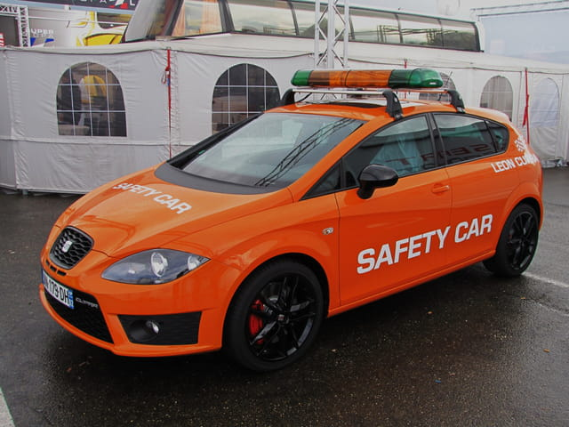 SEAT - Safety Car.