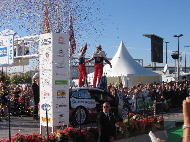 Sébastien Loeb - Daniel Elena: Champions du Monde!