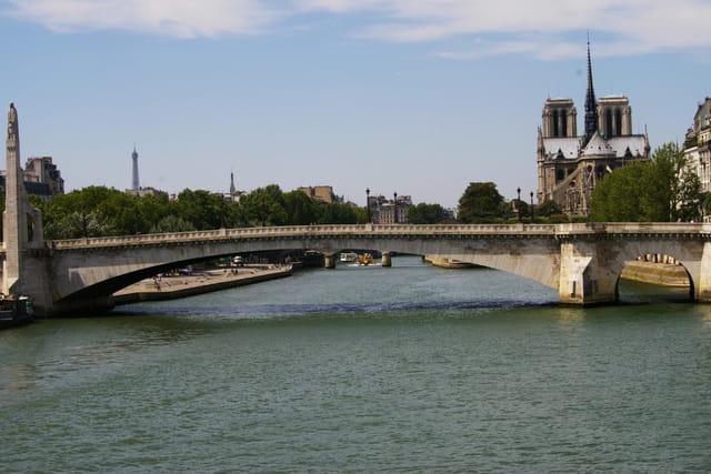 Seine et pont