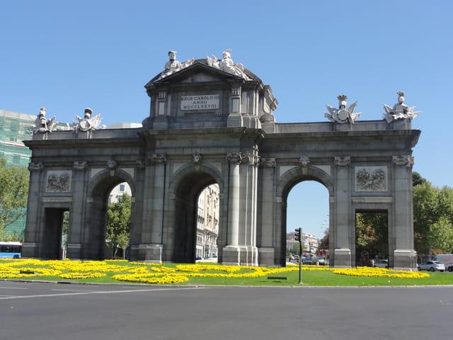 Séjour à Madrid