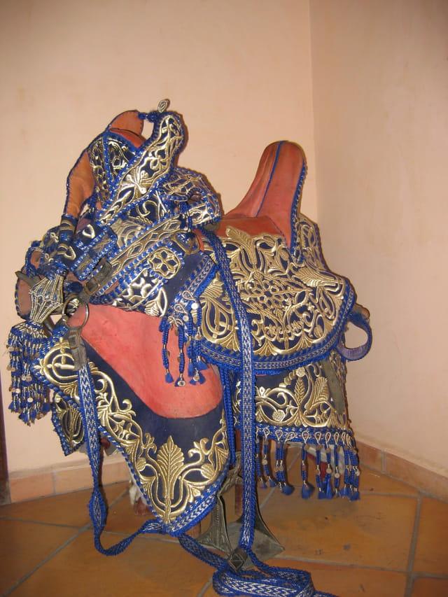 Selle marocaine