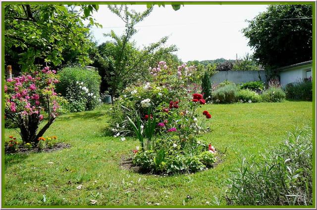S r nit d 39 un petit jardin normand 9 par jacqueline for Le jardin normand