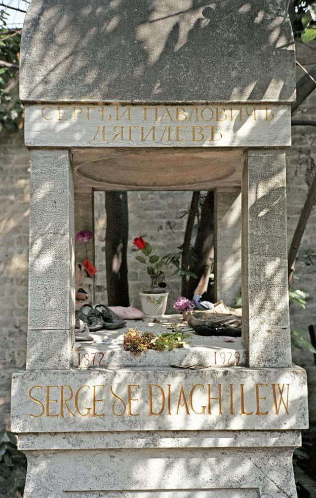 Serge de Diaghilew  Venise