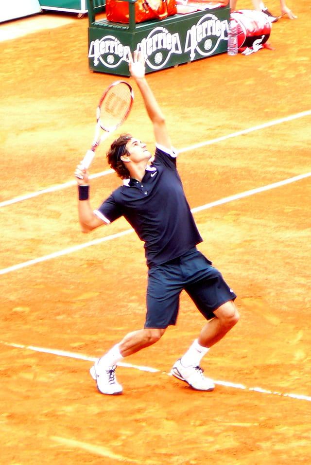 Service Federer