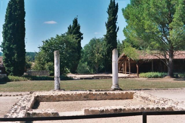 Seviac site gallo romain
