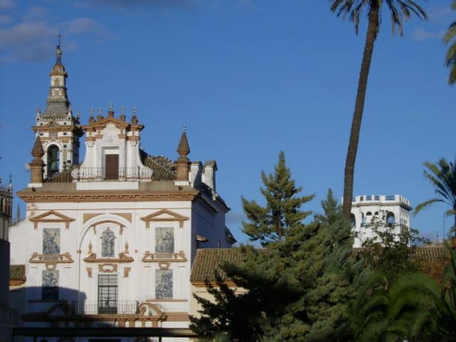 Sevilla - église