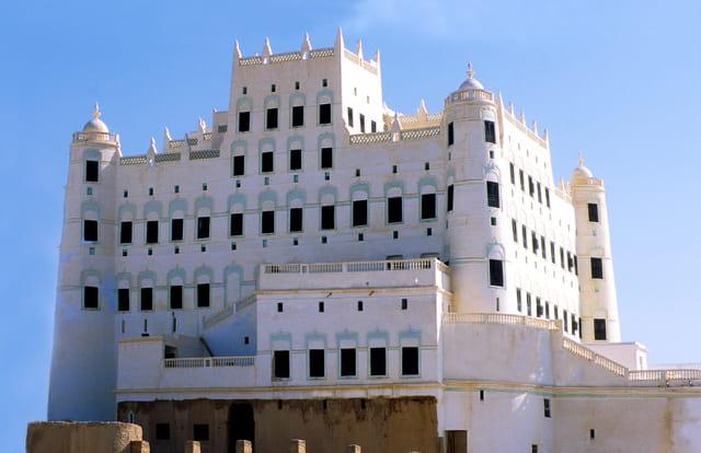 Seyoun, palais du sultan