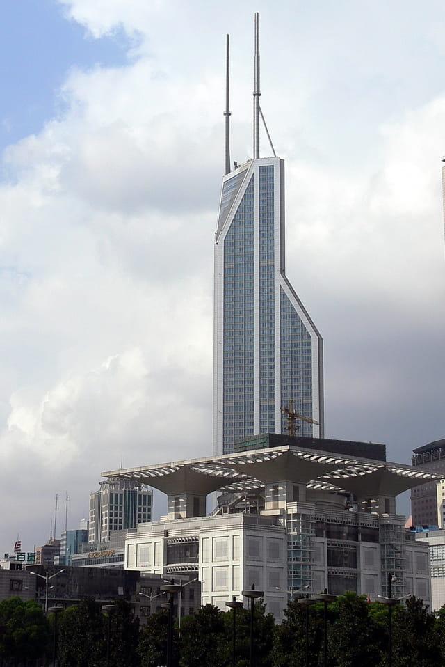 Shanghai-immeuble 1