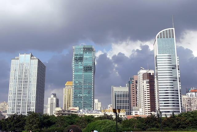 Shanghai-immeuble 2