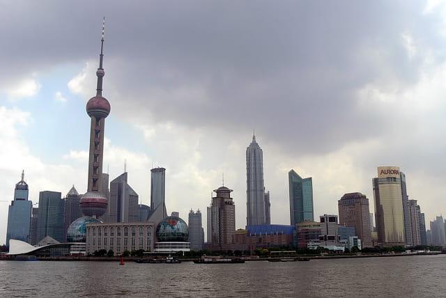 Shanghai-immeuble 3