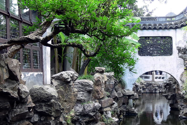 Shanghai-jardin yu 2