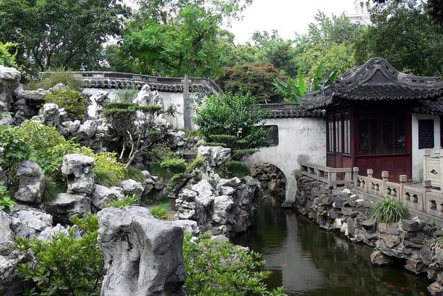 Shanghai jardin yu 3 par robert danecki sur l 39 internaute for Jardin yu shanghai