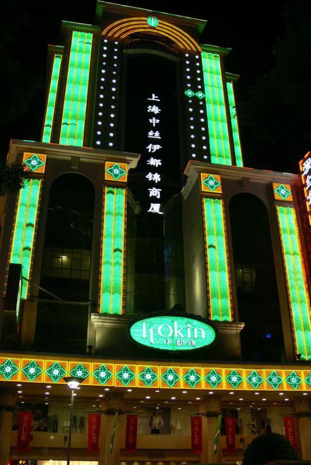 Shanghai nocturne