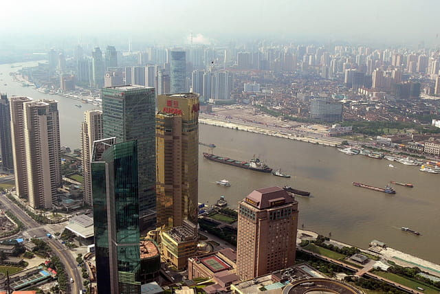 Shanghai-panorama