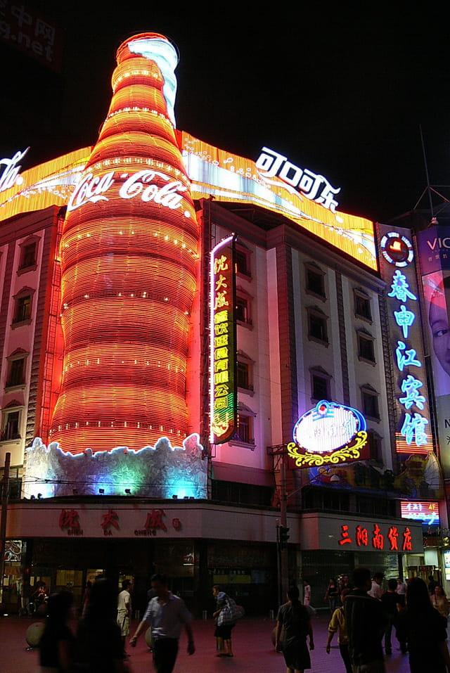 Shanghai-rue de nankin 2