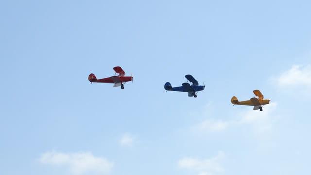 Show aérien de Biscarrosse 2014 1