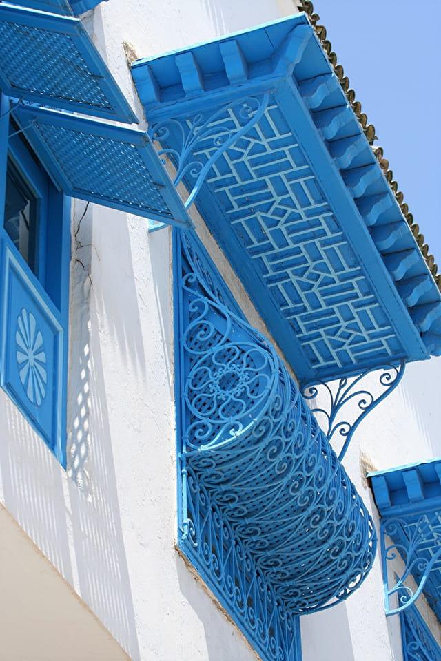Sidi Abou Saïd, la vue sans être vu