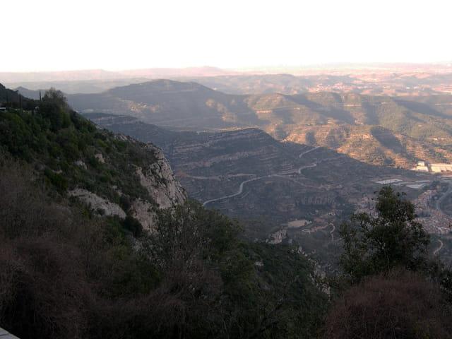 Sierra de Montserrat