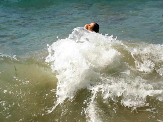 Sirène des vagues