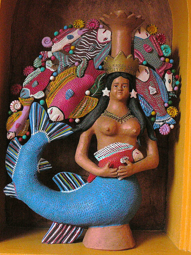Sirène maya