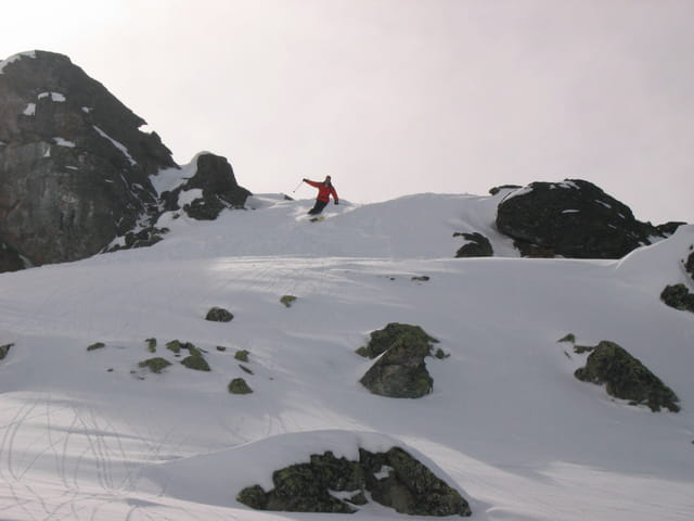 Ski freeride nature 3 vallée