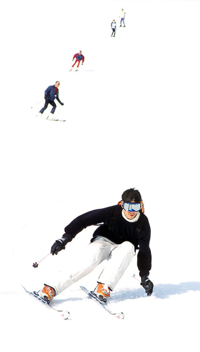 Ski pyrénées
