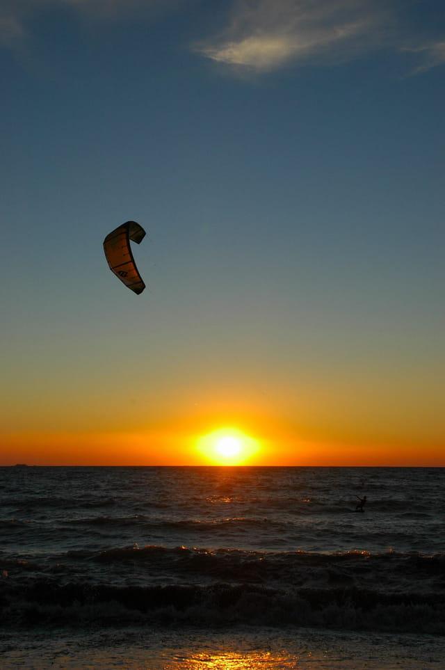 Skysurf almanarre