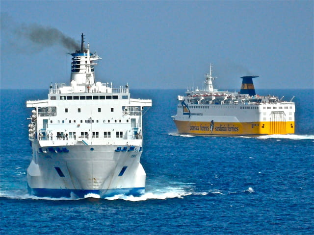 SNCM - Corsica Ferries