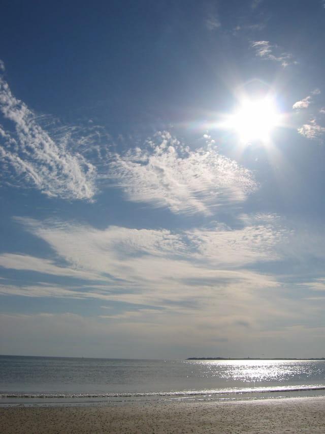 Soleil au beau fixe
