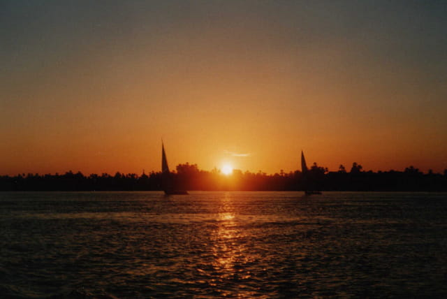 Soleil egyptien