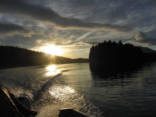Soleild d'alaska