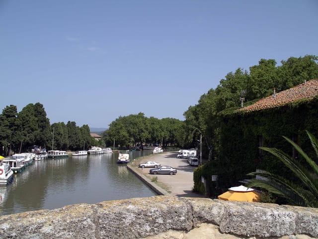 Somail canal du midi