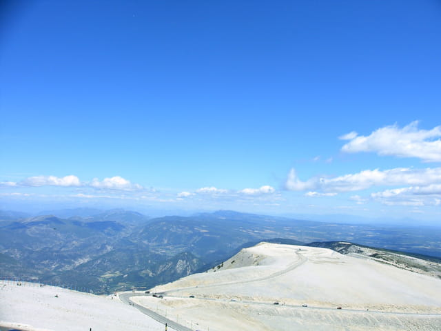 Sommet du Mont Ventoux