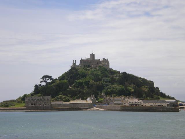 Sosie du Mont St Michel