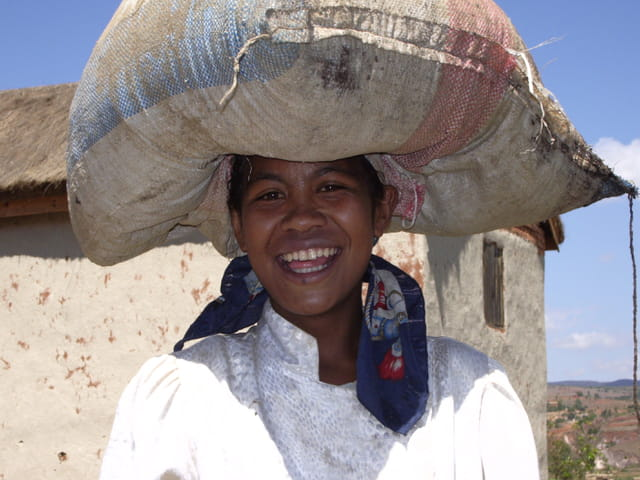 sourire malgaches
