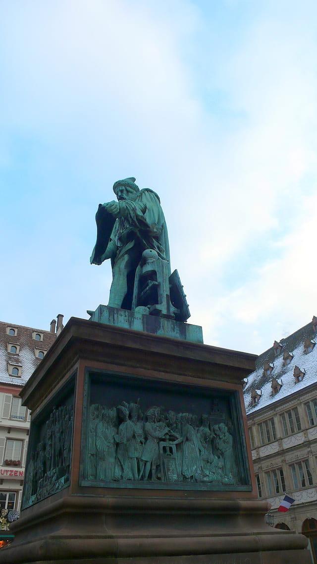 Sous le ciel de Strasbourg