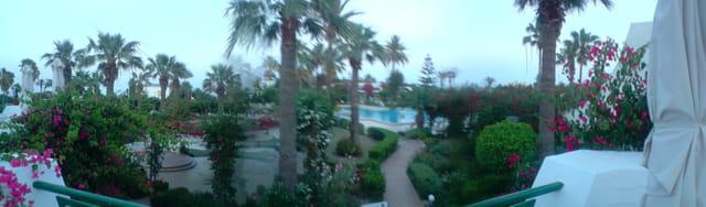 Sous le soleil Tunisien