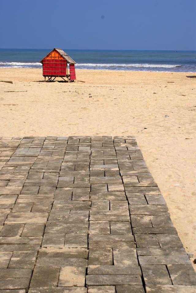 sous les pav 233 s la plage par stephane rousseau sur l internaute