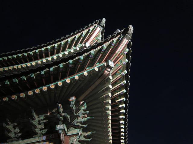Sous les toits de Séoul