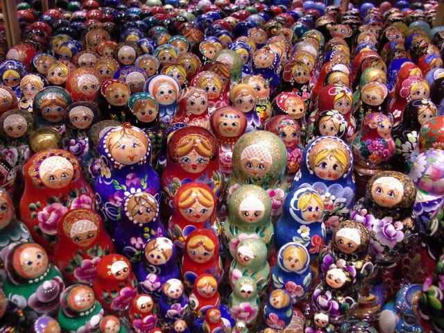 Souvenirs de Prague