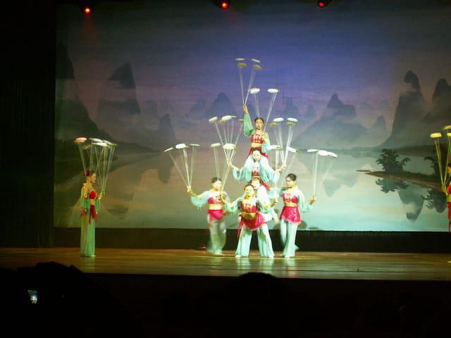 Spectacle a shanghai